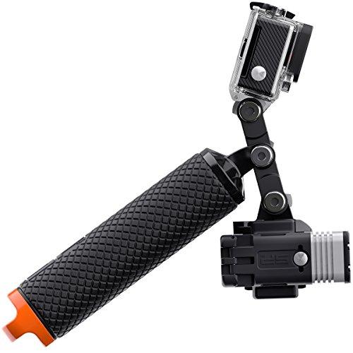 SP Gadgets 53066 - Supporto Dual per GoPro, Nero