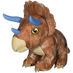 "Posh Paws 37455 JW2 Jurassic World 2 Triceraptops 14"" Multi, Talla Única"
