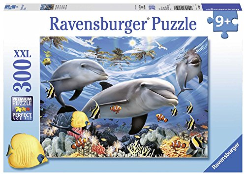 Ravensburger Italy Rav Pzl 300 Pz. Delfini 13052, Multicolore, 878714