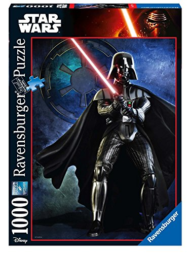 Ravensburger Italy Puzzle Darth Vader Star Wars Collection, 1000 Pezzi 19679