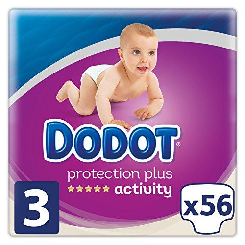 Dodot Activity - Pannolini per neonati Talla 3 (5-10 kg)