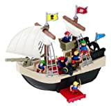 Redbox Pirate Ship Play Set (23 Pieces)