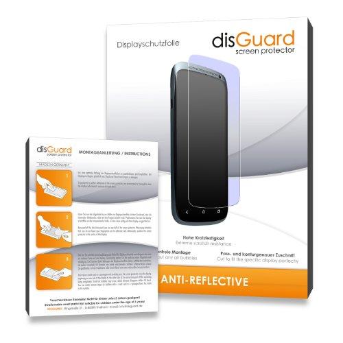 disGuard RX090307 antireflektierend und hartbeschichtet Displayschutzfolie für Humminbird 383c Combo Portable/383-c (2-er Pack)