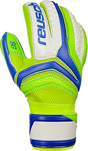 Reuschserathor SG Extra - Guanti da Portiere - Electric Blue/Green