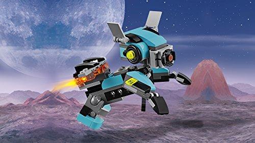 51J1%2BiPP1gL - LEGO Creator - Robot Explorador (31062)