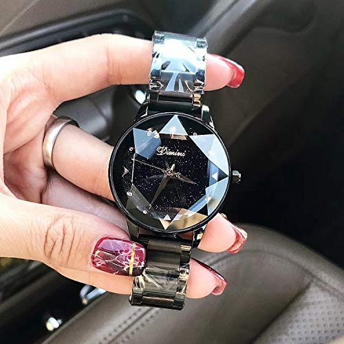 WZFCSAE 2018 Luxury Brand Lady Orologio di Cristallo Strass Donne Orologio da Polso Moda Rose Gold...