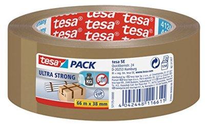 tesa-Ultra-Strong-Packband-aus-PVC-mit-besonders-starker-Klebekraft