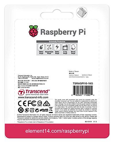 51J2l 7LLwL - Melopero Raspberry Pi 3 Official Starter Kit White, con Cargador Oficial, Caja Oficial, microSD Oficial de 16GB con Noobs, Cable HDMI y disipadores