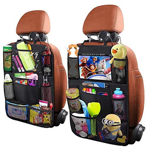 Protezione Sedile Auto, Aixingyun 2pcs Impermeabile Proteggi Sedile Posteriore Auto Bambini...
