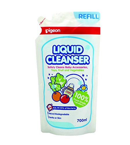 Pigeon Liquid Cleanser Refill (700ml)