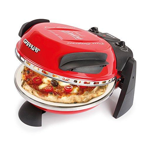 Photo de four-a-pizza-g3-ferrari-rouge