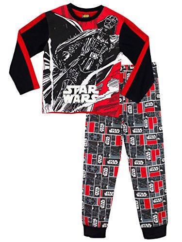 Star Wars - Pijama para Niños - La Guerras de las Galaxias - Brilla ... 49547e6eb9c7
