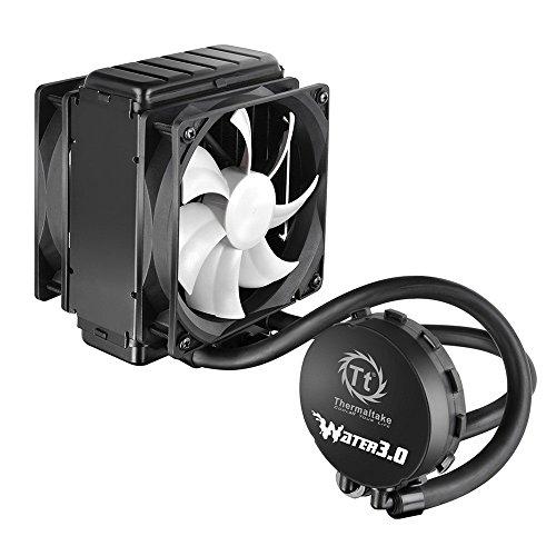 Thermaltake Water Cooling 3 PRO Dissipatore a Liquido per CPU, Nero