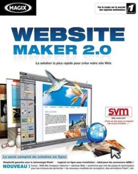 Website maker 2.0