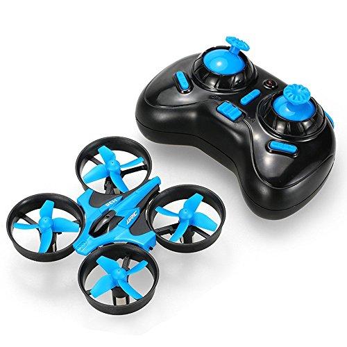 GoolRC Mini Drone con 3D Flips, modalità senza testa, una chiave di velocità di ritorno, completo...