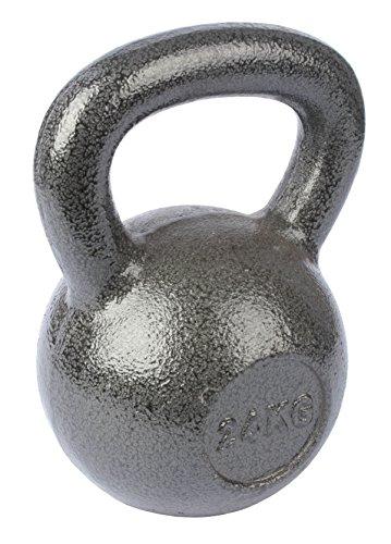 Sfera rotonda in ghisa peso Hand Peso Sfera hantel kettlebell da 16kg o 24kg