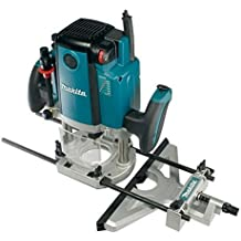 Makita RP2300FCX - Fresadora Electronica De Superficie 2300W 9000-22000 Rpm Pinza 12 Mm 6.1 Kg
