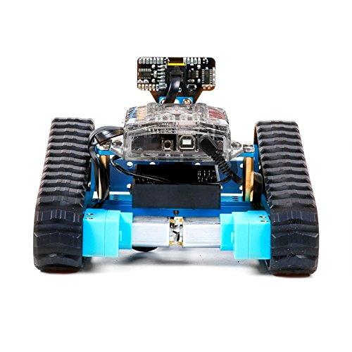 51JPnAed9xL - Makeblock Ranger - 3 en 1 Robótica Transformable STEM Robot Kit Educativo, Aprender Coding con Un Montón de Divertido