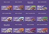 Süßigkeiten - Mix 10-teilig, mit ausgefallenen Milka Variationen, 1er Pack (954g)