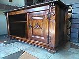 Decocraft Madera Mueble de TV Soporte Caja Mesa de café Vintage Muebles salón (EM1)