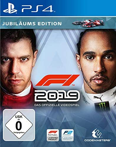 F1 2019 Jubiläums Edition [Playstation 4]