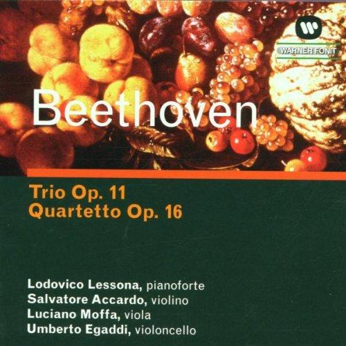 Piano Trio Op.11,Piano Qu