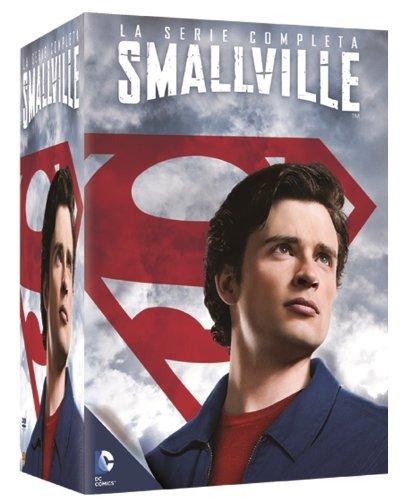 Pack Smallville Temporada 1-10 [DVD]