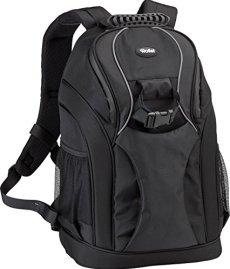Rollei Outdoor Camera Bagpack - Mochila para cámara (45 L, de Exteriores, protección contra la Lluvia) Color Negro