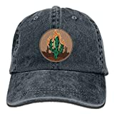 WCMBY Personality Caps Hats Travis Scott Rodeo Cactus Hunting Snapback Hats Match cap