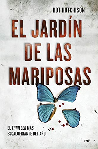 El jardín de las mariposas (Martínez Roca)