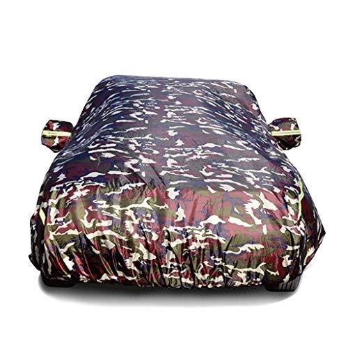 KTYXDE Car Cover Auto antifurto Auto Carter Copertura Quattro Stagioni Copertura Auto Universale Car...