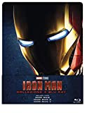 Iron Man 1-2-3 Steelbook (Box 3 Br)