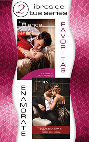 E-Pack Bianca y Deseo febrero 2020 de Carol Marinelli