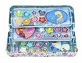 Frozen - Set de maquillaje con lata metálica (Markwins 9606710)