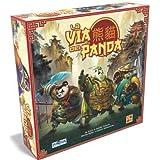 Asmodee-La Via dei Panda Gioco da Tavolo Pendragon Game Studio, Colore, 0530