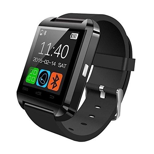 Premsons Bluetooth Smart Watch (Black)