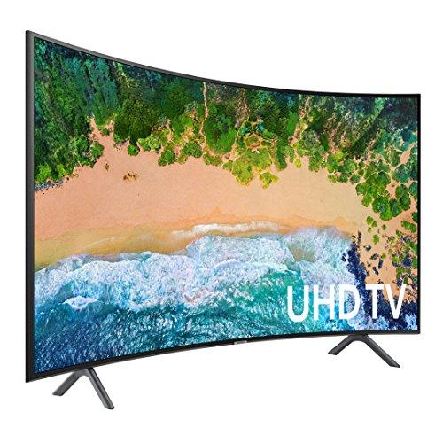 """Samsung UE49NU7370UXZT UHD Smart TV 49"""" Serie NU7370 2018 (Serie NU7300), Tecnologia LED, Nero"""