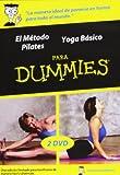 Para Dummies: El Método Pilates + Yoga Básico [DVD]