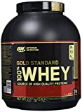 Optimum Nutrition Gold Standard 100% Whey Proteína en Polvo, Galletas y Crema - 2270 g