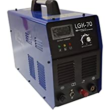 Hitbox IGBT 380V DC lgk7060A 70A Plasma–Cizalla de tipo de 25mm o 1pulgadas grosor de acero placa de metal aluminio