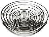 Glas Rührschüssel set-10pcs