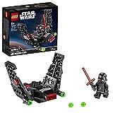 LEGO 75264 Star Wars Microfighter Navette de Kylo RenTM, Set de construction, The Force Awakens Collection