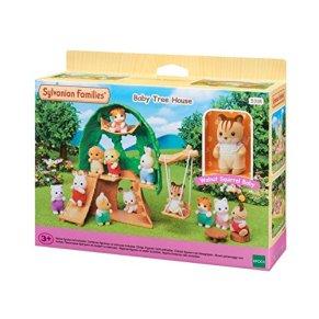 Sylvanian Families - 5318 - Casa del árbol para bebés