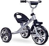 Toyz 5902021523733 - York Kinder Dreirad, grau