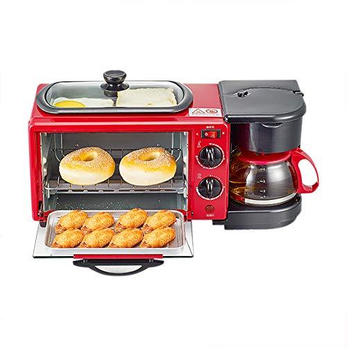 Tostapane, Macchina Per La Colazione, Creativo Tostapane E Uovo E Fornello Per Uova, Colazione Con...