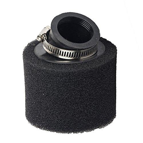 Beehive Filter - Doppio filtro d'aria in schiuma da 38 mm e 45 gradi, per bici da Dirt, Pit, ATV...