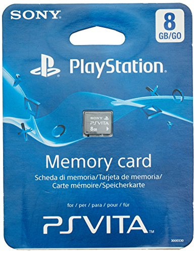 Sony PS Vita Memory Card 8GB