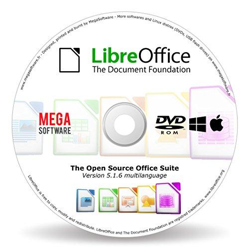 Libre Office - Une alternative à Microsoft Office Word, Excel 2003, 2007,...