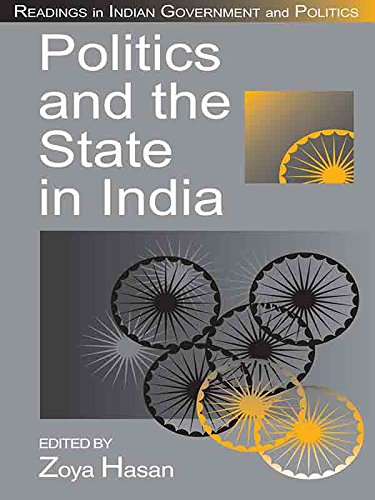 Politics and the State in India (Readings in Indian Government and Politics series) 1  Politics and the State in India (Readings in Indian Government and Politics series) 51L4Us 2BQEqL