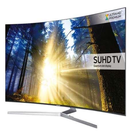 Samsung 139.7 cm (55 inches) UA55KS9000 4K UHD LED Smart TV (Black)